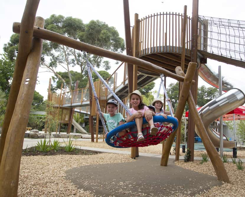 Nature S Playground Now Open Adelaide Zoo