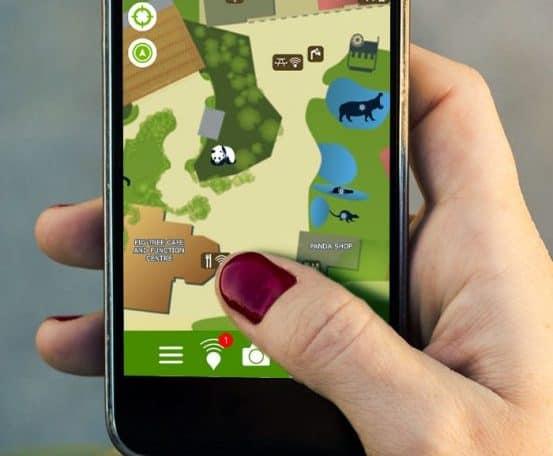 ibeacon-landing-page-screen-shot-adelaide-zoo