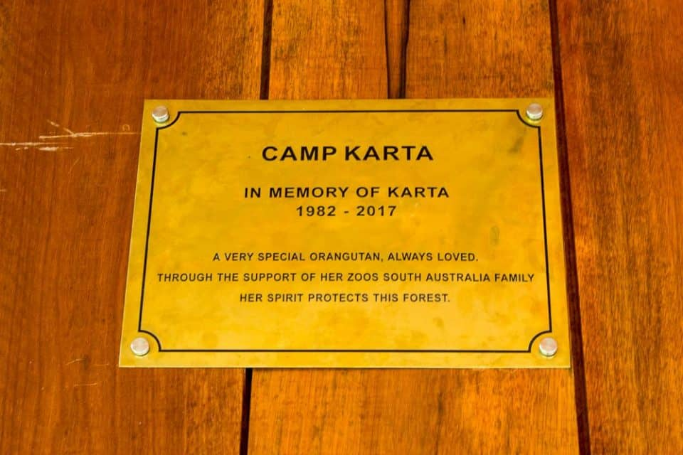 Karta guard post compete plaque