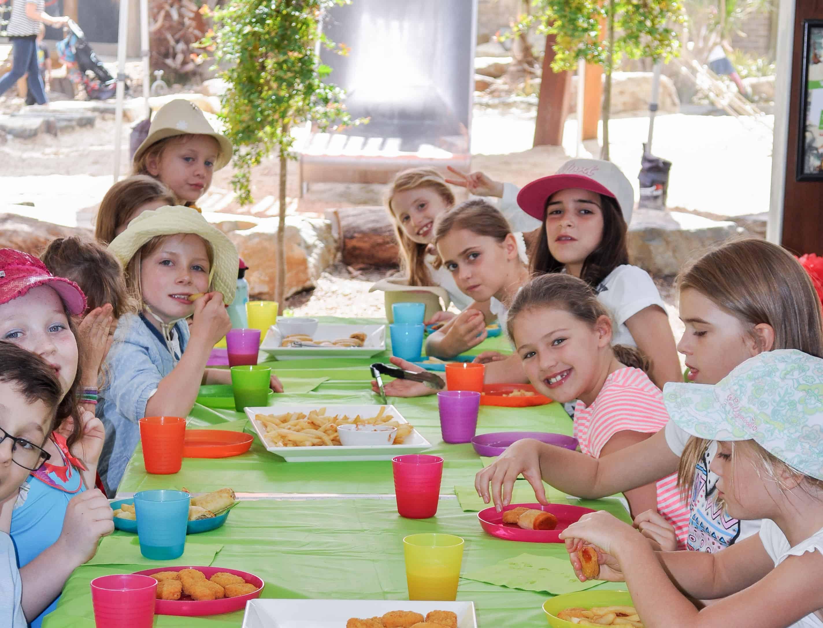 Birthday Parties Adelaide Zoo - Children's birthday parties adelaide