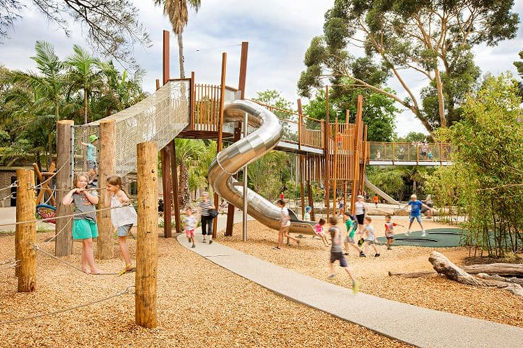 Nature 39 s playground adelaide zoo for Online architects for hire